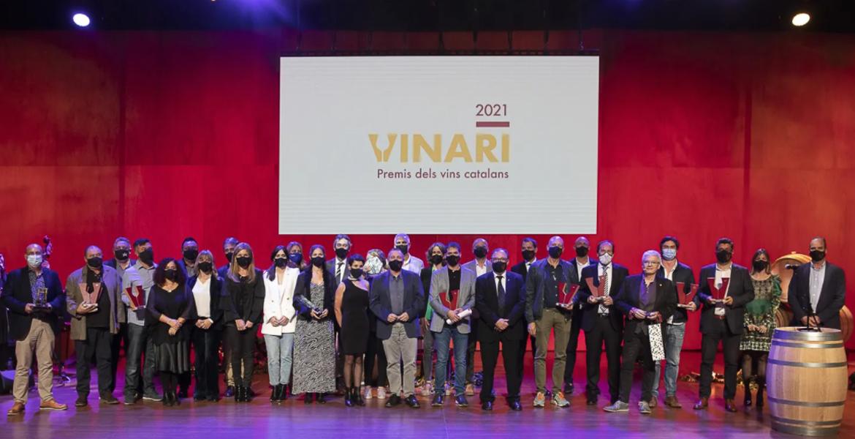 Dos vins de la Cooperativa entre els millors vins de Catalunya
