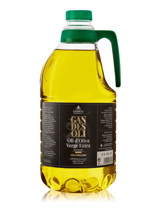 Oli d'Oliva Verge Extra Arbequina Gold Collection 2 Litres