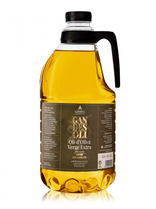 Oli d'Oliva Verge Extra Empeltre Gold Collection 2 Litres
