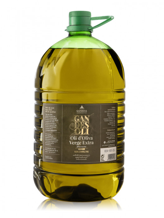 Oli d'Oliva Verge Extra Empeltre Gold Collection 5 Litres